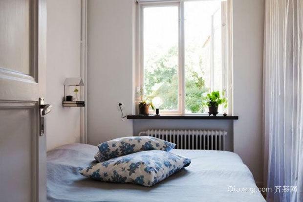 62平米北欧风格单身公寓设计装修效果图赏析