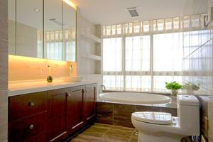 108平米东南亚风格两室两厅室内装修效果图赏析