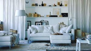现代简约风格精美客厅背景墙装修效果图大全