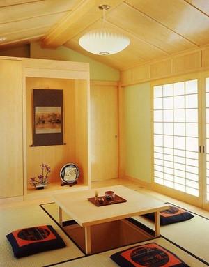 日式风格卧室榻榻米装修效果图赏析