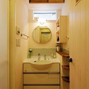 日式风格小卫生间装修效果图赏析