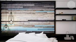 现代风格精致创意卧室背景墙装修效果图大全