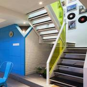 现代简约风格小复式楼梯装修效果图赏析