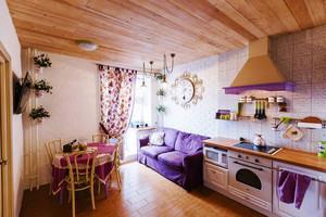 80平米田园风格自然温馨室内装修效果图赏析