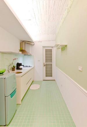 现代简约风格小厨房装修效果图赏析