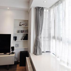 65平米宜家风格温馨简约一居室小户型装修效果图
