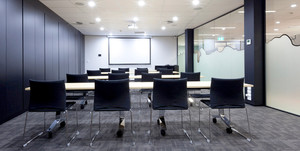 60平米现代风格中型会议室装修效果图赏析
