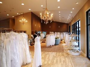 160平米欧式风格婚纱店设计装修效果图赏析