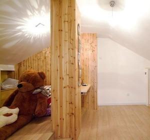 106平米现代简约风格loft装修效果图赏析