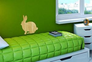 现代简约风格创意儿童房墙纸装修效果图大全
