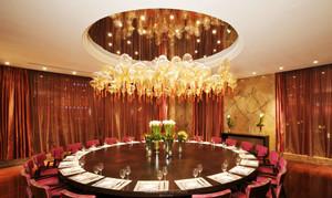 70平米古典欧式风格酒店包厢设计装修效果图