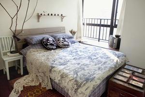 69平米北欧风格甜蜜一居室小户型装修效果图赏析