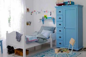 地中海风格简约时尚儿童房装修效果图