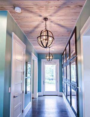 简约风格时尚精致过道走廊设计装修效果图大全