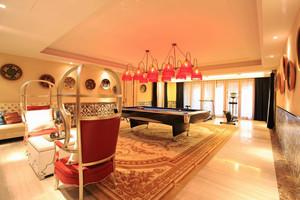 360平米欧式风格别墅室内装修效果图案例