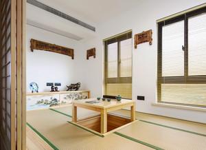 日式风格禅意生活榻榻米装修效果图赏析