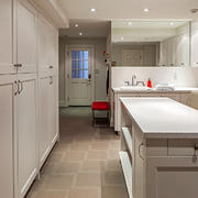 现代简约风格整体厨房装修效果图赏析