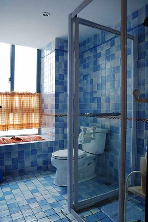 东南亚风格时尚混两室两厅一卫装修效果图