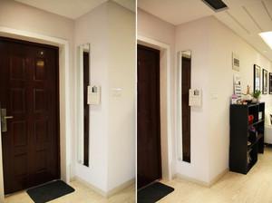 78平米现代简约风格婚房设计装修效果图案例