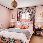 简欧风格粉色浪漫儿童房装修效果图赏析