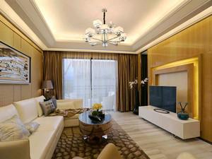 119平米简欧风格两室两厅室内装修效果图赏析