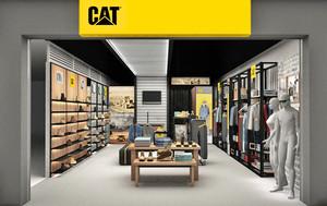 50平米现代风格鞋店设计装修效果图