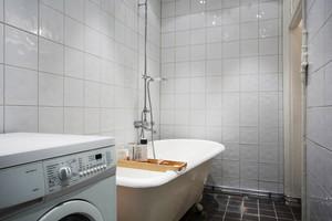 现代极简工业风格一居室小户型室内装修效果图