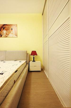 76平米现代简约风格两室两厅一卫装修效果图赏析
