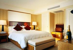48平米宜家风格宾馆客房装修效果图