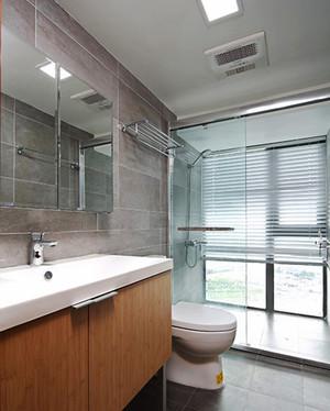 8平米宜家风格卫生间装修效果图赏析