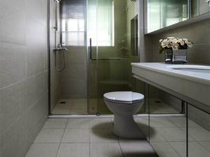 119平米现代简约风格精装三室两厅室内装修效果图