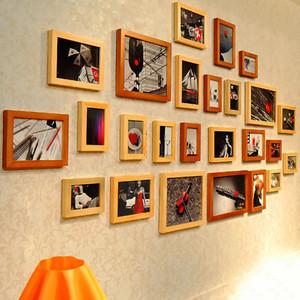 简约风格家居中不可或缺照片墙装修效果图大全
