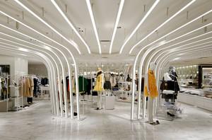 200平米现代风格服装店设计装修效果图