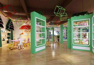 简约风格温馨创意幼儿园环境布置装修效果图赏析