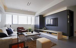80平米简约风格简装室内装修效果图赏析