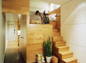 简约风格创意楼梯装修效果图大全