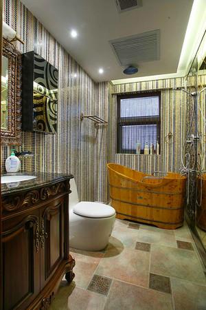 168平米新古典主义风格大户型室内装修效果图案例
