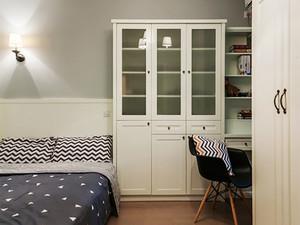 76平米北欧风格两室两厅室内装修效果图赏析