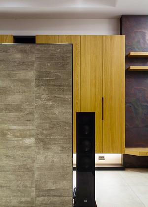 146平米后现代风格精致复式楼装修效果图赏析