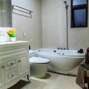 130平米宜家风格精致三室两厅室内装修效果图