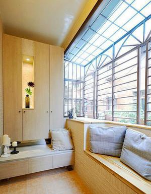 清新自然风格三室两厅室内装修效果图赏析