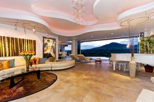 现代风格别墅室内家装吊顶设计装修效果图