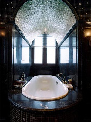 312平米欧式风格精致典雅别墅装修效果图案例