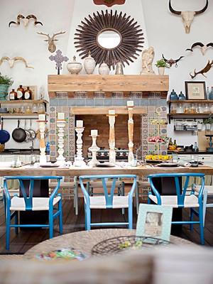精致奢华地中海风格别墅室内装修效果图赏析