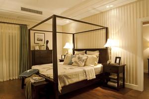 300平米复古欧式风格别墅室内装修效果图赏析