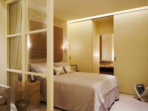 72平米现代风格精装单身公寓装修效果图赏析