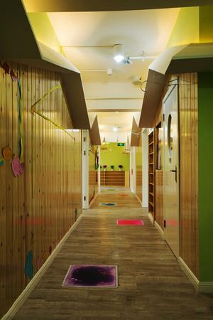 现代风格简约幼儿园设计装修效果图赏析