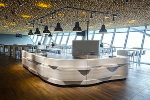 100平米现代简约风格书店设计装修效果图