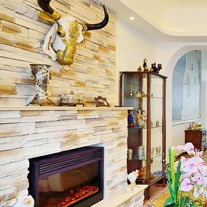 340平米地中海风格室内别墅装修效果图赏析