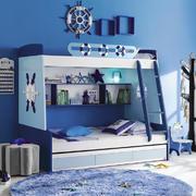 地中海风格精致儿童房装修效果图